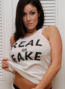 Krissy Asks Real Or Fake? Who Cares Theyre Huge! - Picture 1